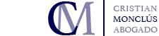 Cristian Monclús Abogado Logo